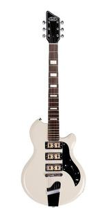 Supro Hampton Arctic White Guitarra Electrica Palermo