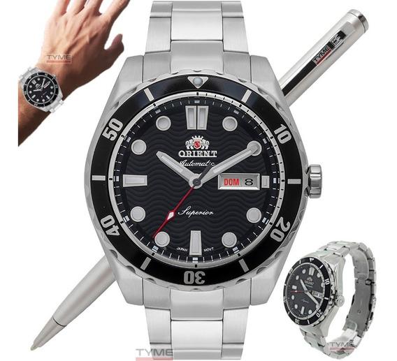 Relógio Orient Masculino Automático F49ss003 P1sx Superior