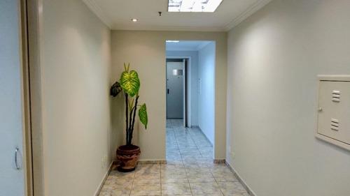 Cj0682 - Conjunto Para Alugar, 73 M² Por R$ 3.000/mês - Moema - São Paulo/sp - Cj0682