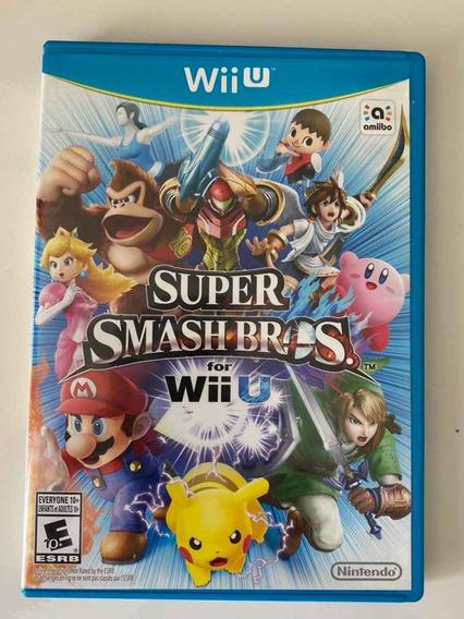 Jogo Wii U Super Smash Bros. For Wii U