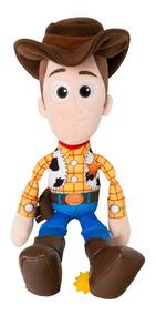 Toy Story 4 - Woody - Peluche 40 Cm - Disney