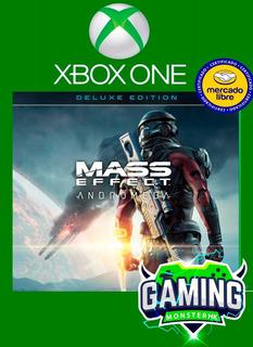 Mass Effect Andromeda Deluxe Edition Offline Xboxone