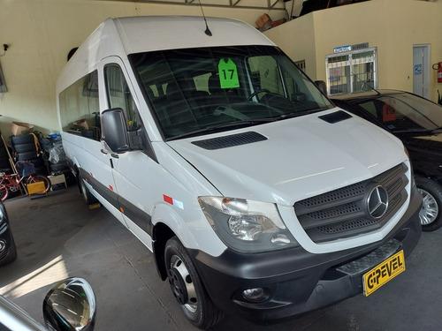 Mercedes-benz Sprinter Van 2.2 Cdi 515 Teto Alto Gipevel