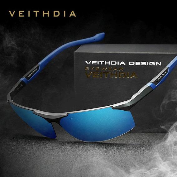 Gafas Deportivas Hd Para Hombre Polarizado Veithdia Uv400