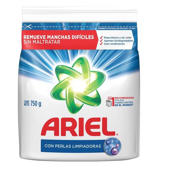 Detergente Ariel Regular 750g