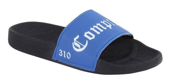 Chinelo Nfl Compton Azul