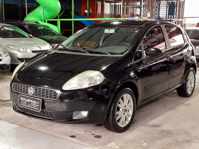 Punto 1.6 Essence 16v Flex 4p Manual 2011