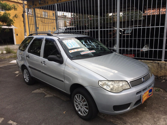 Fiat Palio Weekend Elx 1.4 Completo 2008