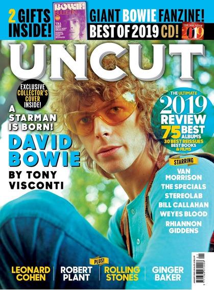 Uncut - Revista Rock Sem Cortes David Bowie