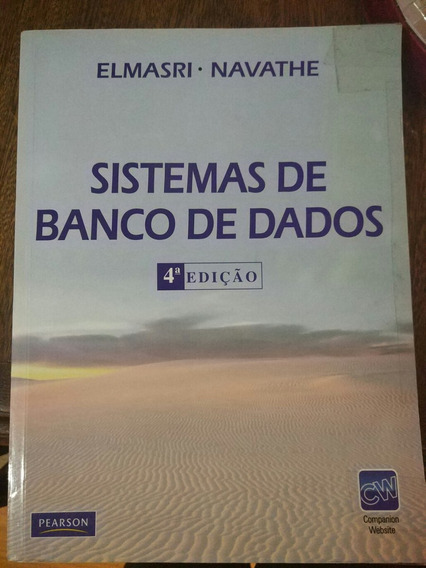 Sistemas De Bancos De Dados 4° Edição. Esmari