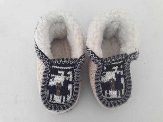 Zapatones Pantuflas Norteñas Niño