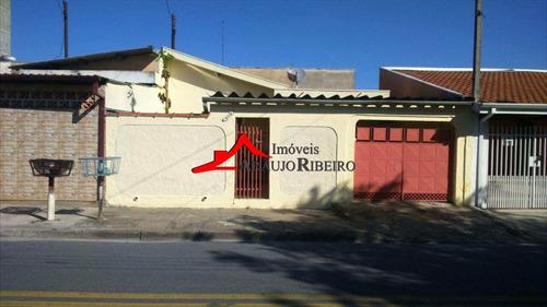 Casa Com 2 Dorms, Vila São Geraldo, Taubaté - R$ 290 Mil, Cod: 1173 - V1173