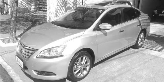 Nissan Sentra 2.0 Unique 16v Flex 4p Automático