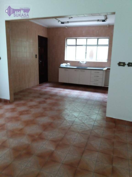 Casa Com 3 Dormitórios À Venda, 177 M² Por R$ 630.000,00 - Cerâmica - São Caetano Do Sul/sp - Ca0217