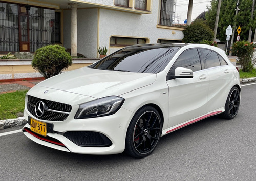 Mercedes Benz A250 Amg