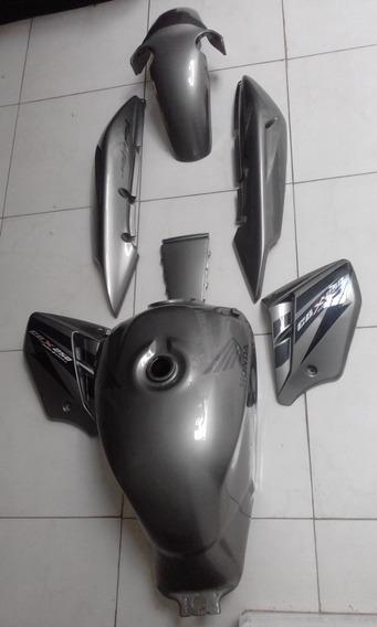 Tanque Twister Prata 2008 Completo