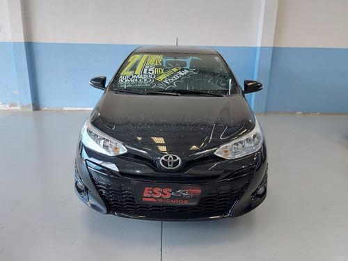 Imagem 1 de 10 de Toyota Yaris 1.5 Xs Connect Aut. 2021