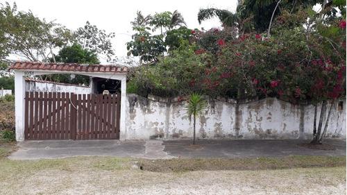 Casa Em Rua Calçada 900 Metros Do Mar 2 Dormitórios Com Espaço P/ Piscina - 0052-cs