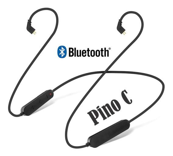 Cabo Módulo Bluetooth Aptx Para Fones Kz Pino C Kz Zsn Zs10