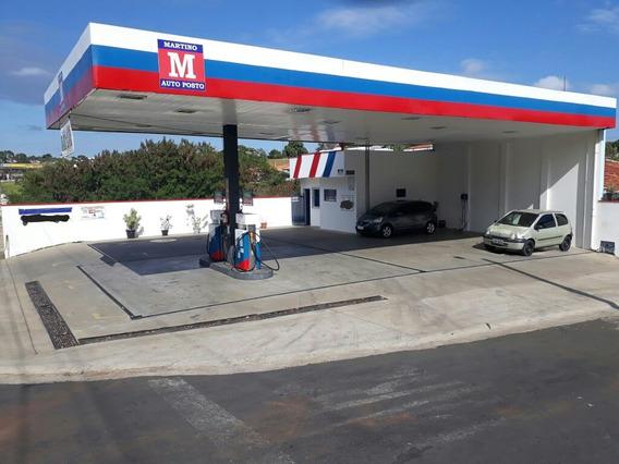 Posto De Gasolina (fundo De Comércio E Empresa)