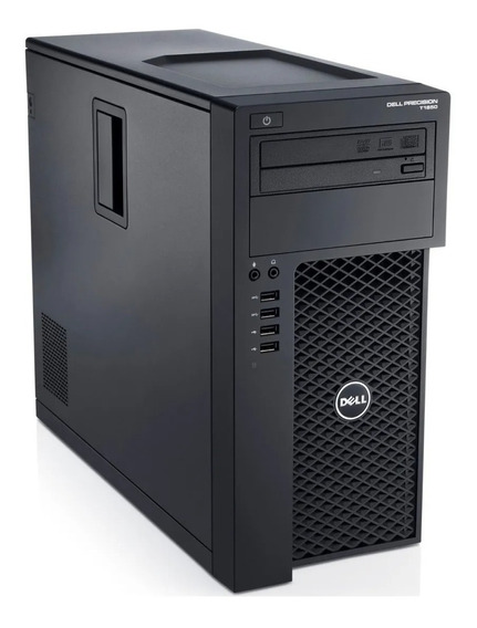 Workstation Dell Precision T1700 Xeon E3 1220v3 16gb De Ram