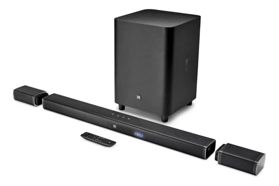 Home Theater Soundbar Jbl 5.1 Original, Novo, Pronta Entrega