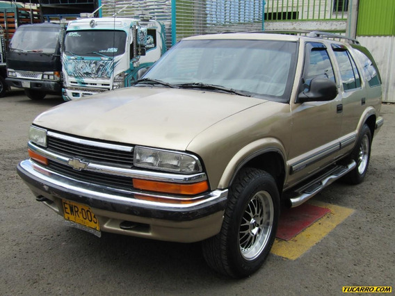 Chevrolet Blazer At 4300 4x4