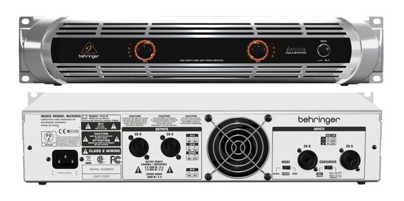 Amplificador Behringer Inuke 3000