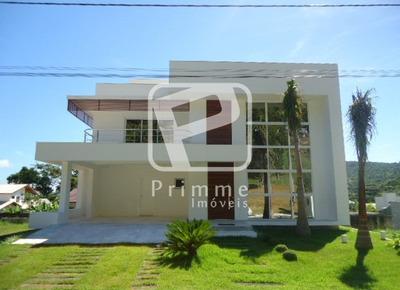 Linda Casa Em Condomínio Fechado - 3595