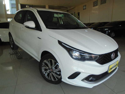 Fiat Argo Precision 1.8 Flex Manual