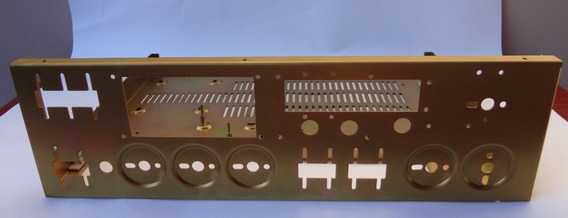 Chassis Do Amplificador Gradiente 360