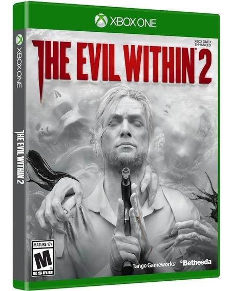 The Evil Within 2 Xbox One Mídia Física Lacrado