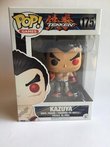 Kazuya Pop Games 175 Tekken - Funko - Bonellihq L18