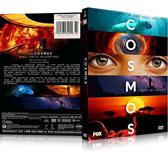 Box Cosmos Uma Odisséia No Espaço 2014