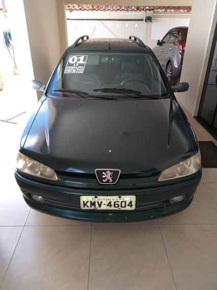 Peugeot Sw 306 Soleil Black 2001 Motor 1.8 Compl