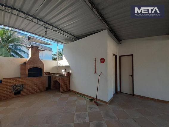 Casa Com 3 Dormitórios À Venda, 150 M² Por R$ 500.000,00 - Vila Valqueire - Rio De Janeiro/rj - Ca0058
