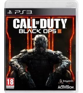 Call Of Duty Black Ops 3 Bo Cod Ps3 Nuevo Fisico Jazz Pc