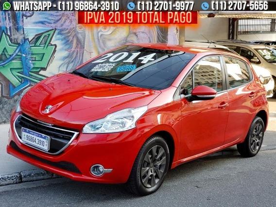 Peugeot 208 1.5 Active Flex 5p