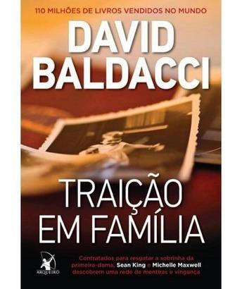 Traição Em Família Baldacci, David
