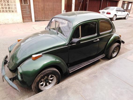 Volkswagen, Escarabajo, Vw, Vocho, 1972