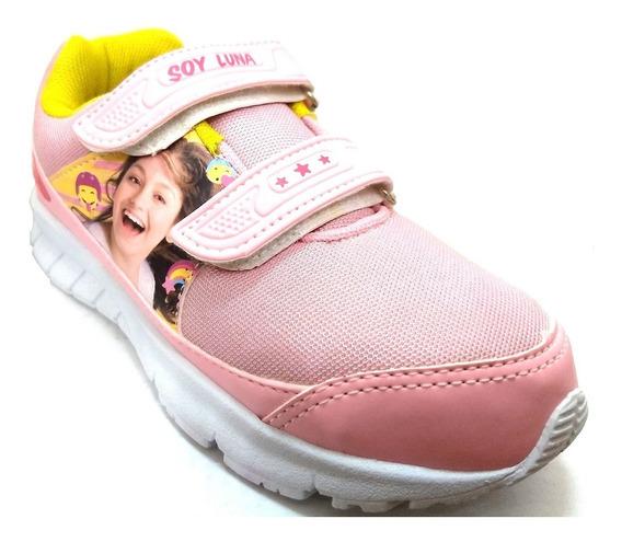 Zapatillas Soy Luna Disney Abrojo