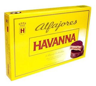 Alfajores Havanna # 6 Unidades $600