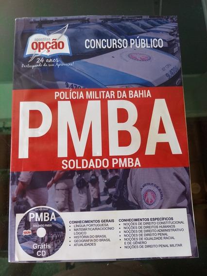 Apostila Concurso Pmba 2019
