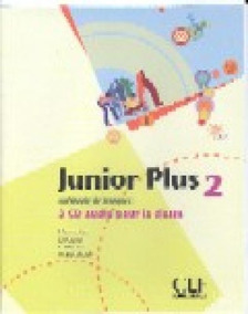 Junior Plus 2 - 3 Cd Audio Pour La Classe - Cle Internationa
