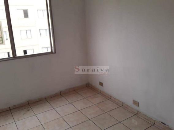 Apartamento Com 1 Dormitório Para Alugar, 48 M² Por R$ 544,00/mês - Conjunto Habitacional Vinte E Um De Abril - São Bernardo Do Campo/sp - Ap1423