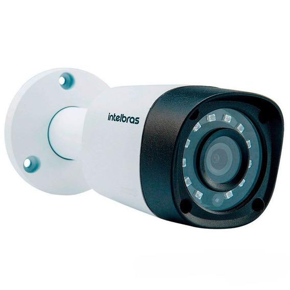 Câmera Analógica Cftv Infra Multi Hd Cvi Intelbras 3120b Tf
