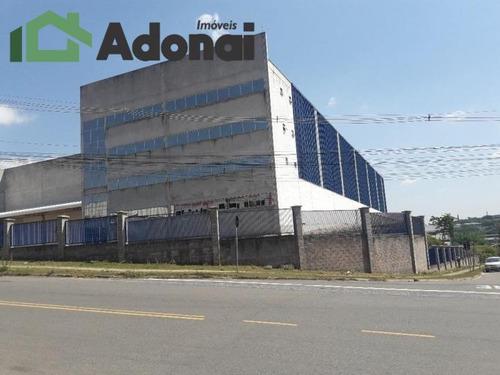 Galpão Industrial Para Locação, Parque Industrial Iii (fazenda Grande), Jundiaí. - Ga0032