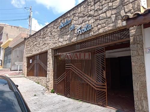 Casa Comercial Térrea Na Vila Talarico - 4788