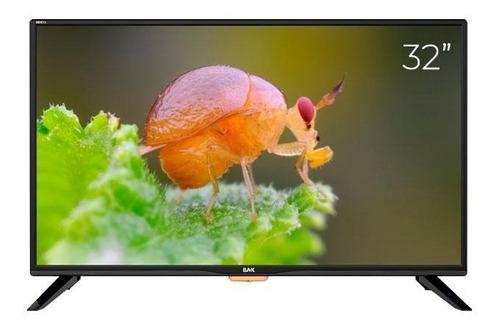 Tv 32  Bak Led Digital - Bk-3250 Isdbt 32 Hd