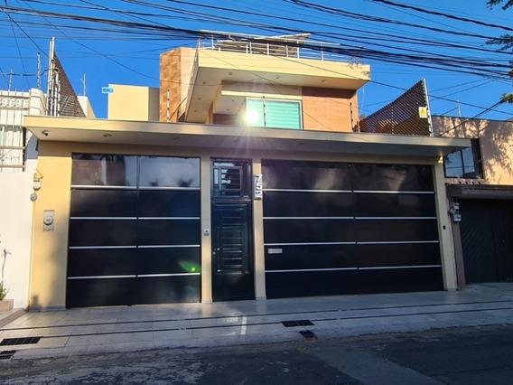 Rcv - 1992. Residencia En Venta Colonia Lindavista En Gustavo A. Madero